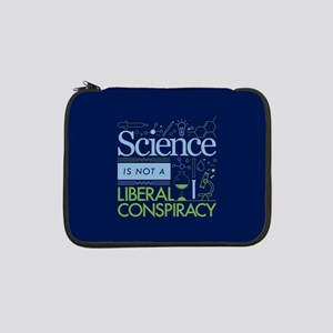 "Science Is Not A Liberal Conspiracy 13"" Laptop Sle"