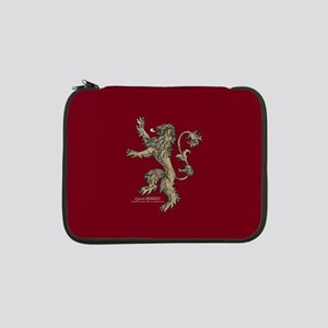"Game of Thrones House Lannister 13"" Laptop Sleeve"