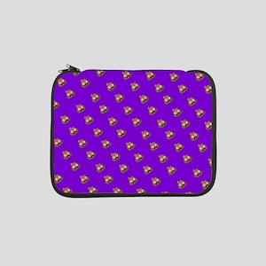 """Emoji Poop 13"""" Laptop Sleeve"""