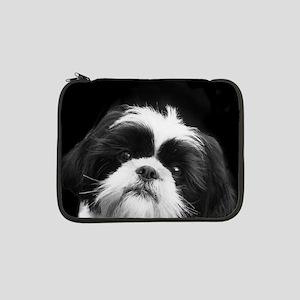 """Shih Tzu Dog 13"""" Laptop Sleeve"""