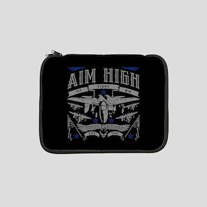 "Aim High Fly Fight Win 13"" Laptop Sleeve"