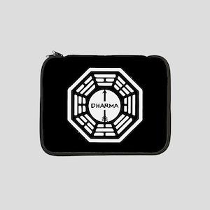 "Lost Dharma Arrow 13"" Laptop Sleeve"