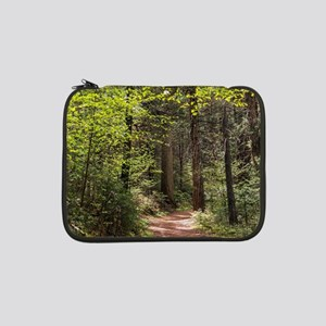 """Forest Trail 13"""" Laptop Sleeve"""