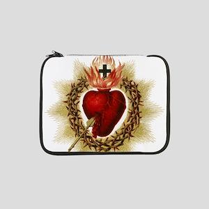 "Sacred Heart 13"" Laptop Sleeve"