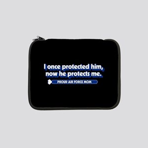 "U.S. Air Force Now He Protects M 13"" Laptop Sleeve"