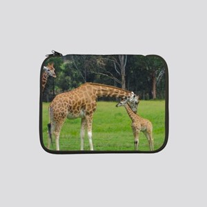 "Baby Giraffe 13"" Laptop Sleeve"