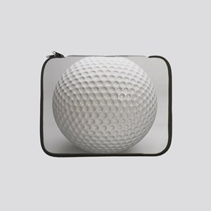 "Golf Ball Sport 13"" Laptop Sleeve"