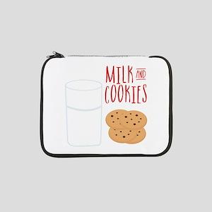 "Milk And Cookies 13"" Laptop Sleeve"