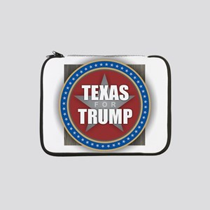 "Texas for Trump 13"" Laptop Sleeve"
