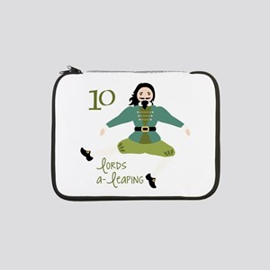 """10 loRDS a- leaPiNG 13"""" Laptop Sleeve"""