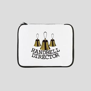 "Handbell Director 13"" Laptop Sleeve"