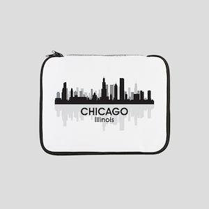 "Chicago Skyline 13"" Laptop Sleeve"