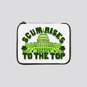 """Scum Rises To The Top 13"""" Laptop Sleeve"""