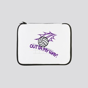 "Outta my Way 13"" Laptop Sleeve"