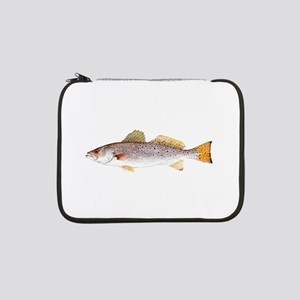 """Speckled Trout 13"""" Laptop Sleeve"""