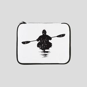 """Kayaking 13"""" Laptop Sleeve"""