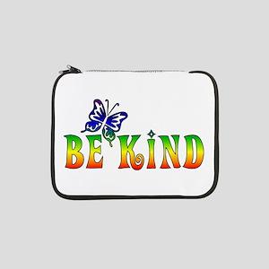 "Be Kind 13"" Laptop Sleeve"