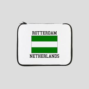 "Rotterdam, Netherlands 13"" Laptop Sleeve"
