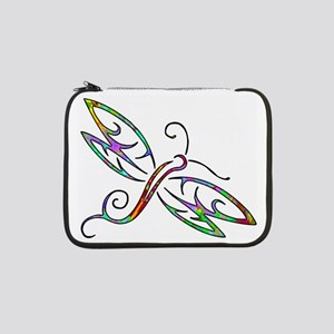 """Colorful dragonfly 13"""" Laptop Sleeve"""