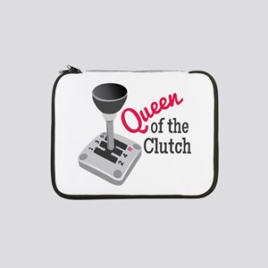 "Queen Of Clutch 13"" Laptop Sleeve"
