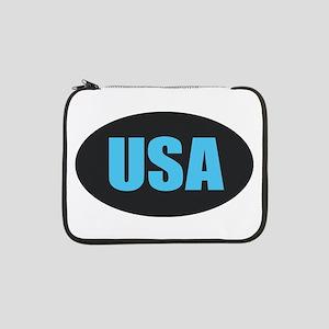 "USA 13"" Laptop Sleeve"