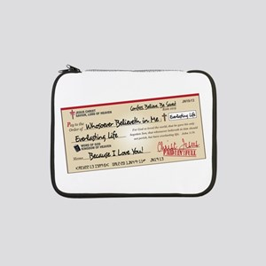 "Paid in Full 13"" Laptop Sleeve"