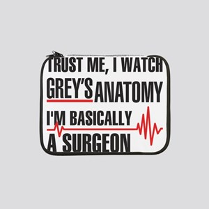 "Greys Anatomy Trust me 13"" Laptop Sleeve"