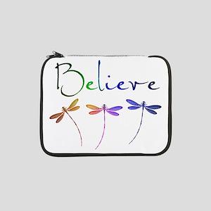 "Believe...dragonflies 13"" Laptop Sleeve"
