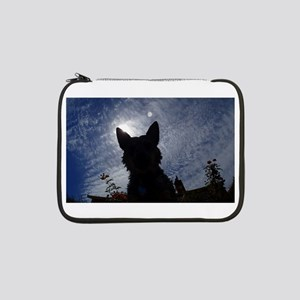 "Stealthy Cattle Dog 13"" Laptop Sleeve"