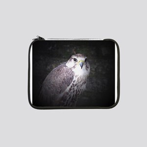 "Falcon, Bird of Prey by Tom Conw 13"" Laptop Sleeve"