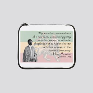 "Haile Selassie 13"" Laptop Sleeve"
