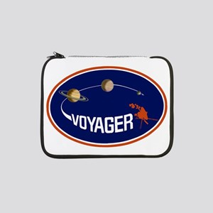 "Voyager Program Logo 13"" Laptop Sleeve"
