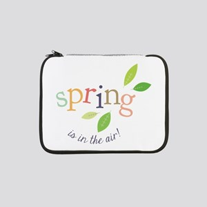 """Spring In The Air 13"""" Laptop Sleeve"""