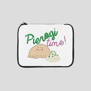 "Pierogi Time 13"" Laptop Sleeve"