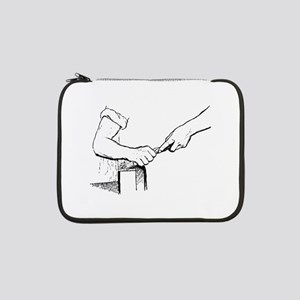 """Champering against the grain 13"""" Laptop Sleeve"""