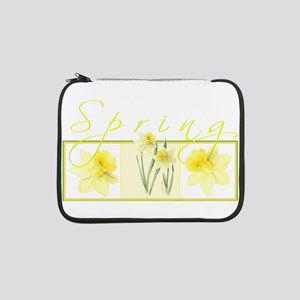 "Spring 13"" Laptop Sleeve"