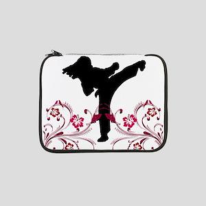 "Martial Arts 13"" Laptop Sleeve"