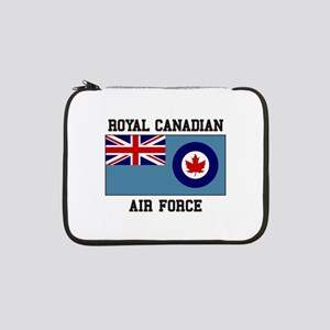 """Canadian Air Force 13"""" Laptop Sleeve"""