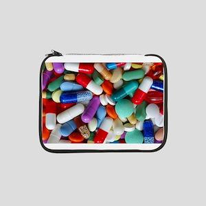 "pills drugs 13"" Laptop Sleeve"