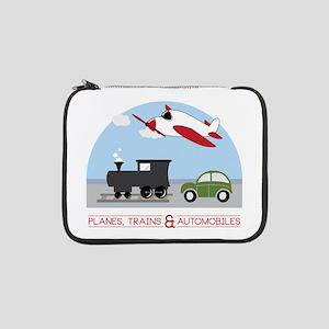 "Planes,Trains& Automobiles 13"" Laptop Sleeve"