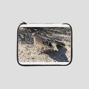 "Roadrunner Ruffling Feathers 13"" Laptop Sleeve"