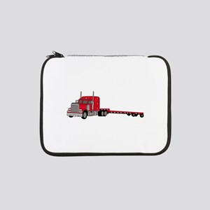 "Flatbed Truck 13"" Laptop Sleeve"