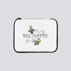 "Bee Happy 13"" Laptop Sleeve"