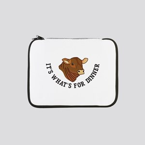"""Its Whats For Dinner 13"""" Laptop Sleeve"""