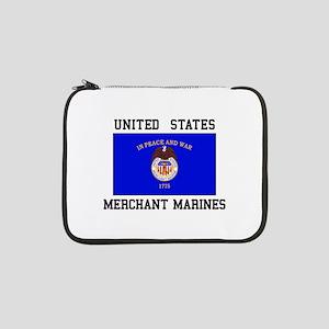 "US Merchant Marine 13"" Laptop Sleeve"