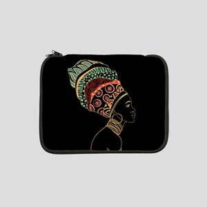 "African Woman 13"" Laptop Sleeve"