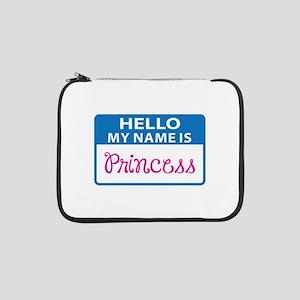 "NAME IS PRINCESS 13"" Laptop Sleeve"