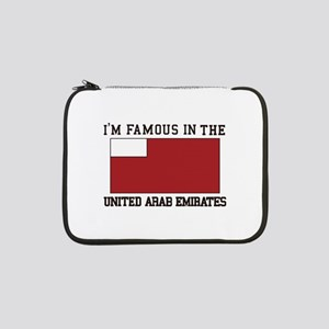 "I'm famous in the united arab emirates 13"" Laptop"