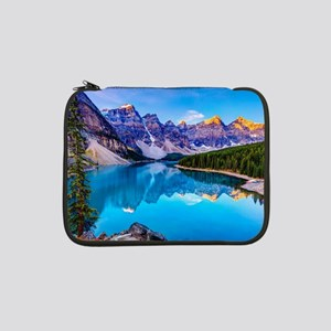 "Beautiful Mountain Landscape 13"" Laptop Sleeve"