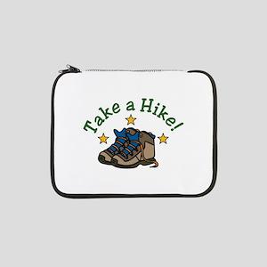 """Take a Hike! 13"""" Laptop Sleeve"""